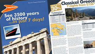 easyCruise brochure